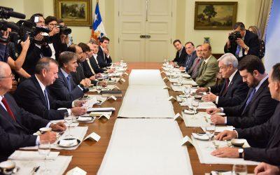 Sebastián Piñera habló de los beneficios del proyecto de la Modernización Tributaria