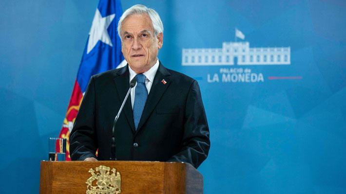 Agenda social: las medidas para enfrentar la crisis en Chile