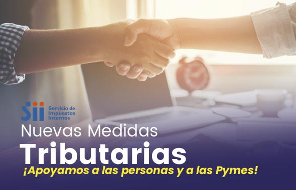 Se implementan medidas tributarias para apoyar a las personas y a las Pymes ante situación derivada del COVID-19