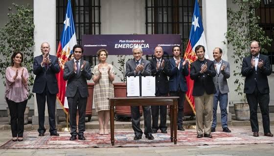 Plan económico: Las medidas para proteger a las familias chilenas por el impacto del Covid-19