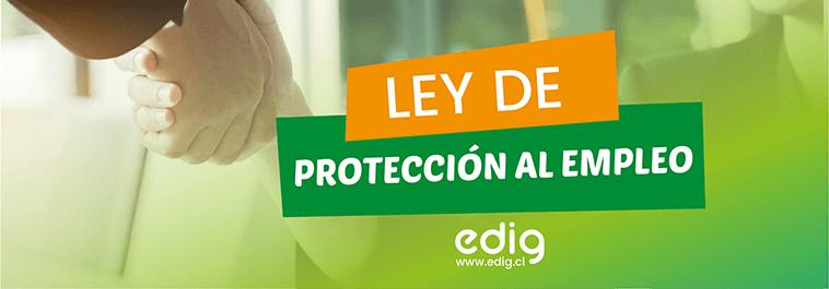 ley de protección al empleo, reducción de jornada de trabajo, suspensión de contrato y seguro de cesantía