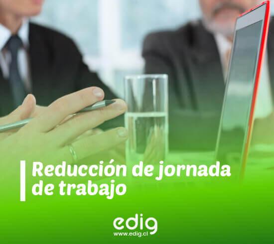 reduccion de jornada de trabajo ley de proteccion al empleo