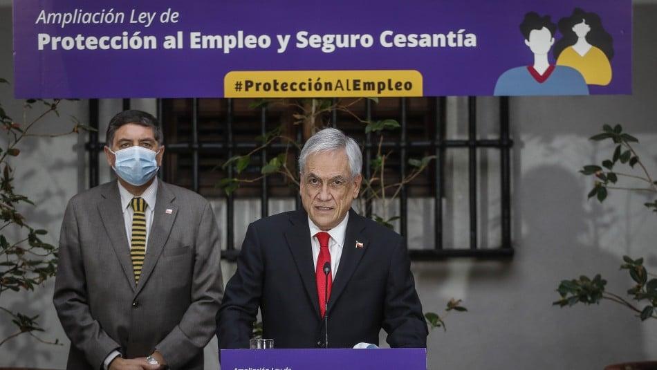 Cambios a la Ley de Protección al Empleo y el Seguro de Cesantía