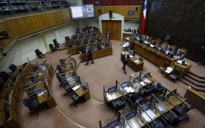 Senadores rechazan veto a proyecto de tutela laboral para funcionarios públicos