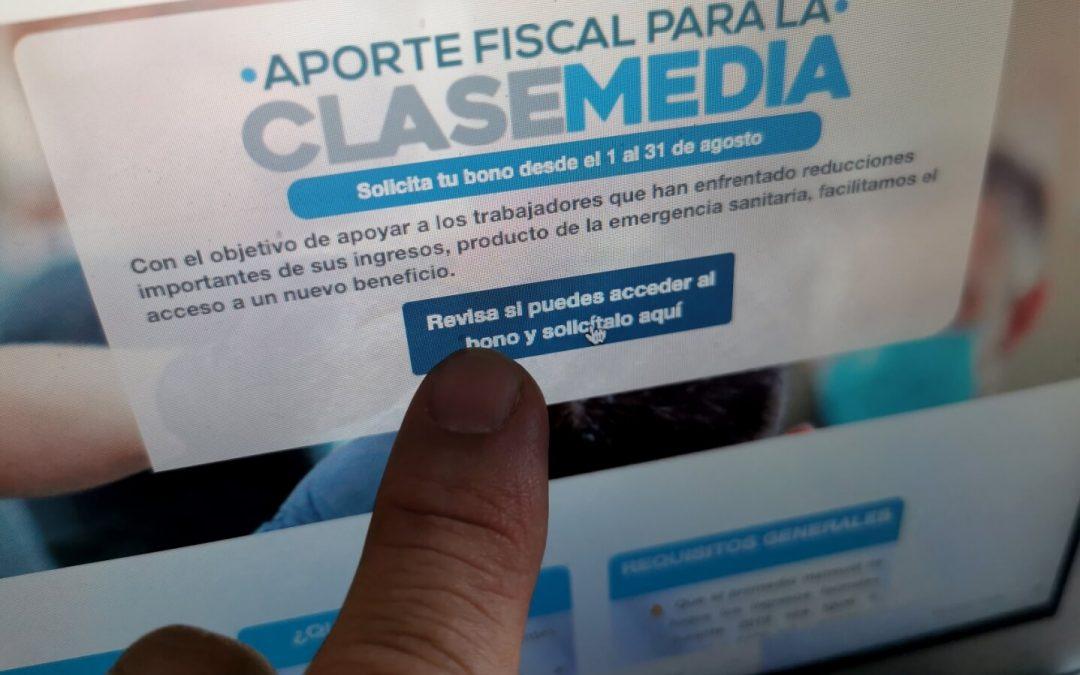 Aporte Fiscal para la Clase Media: SII extiende el plazo para la devolución del dinero