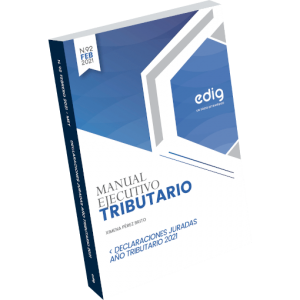 Manual tributario de declaraciones juradas año tributario 2021