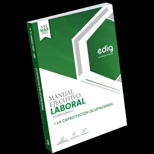 La Capacitación Ocupacional Manual Ejecutivo Laboral
