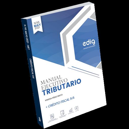 Crédito Fiscal IVA Manual Ejecutivo Tributario