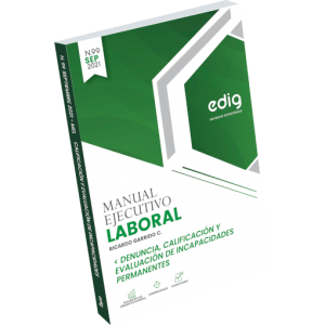 Incapacidades Permanentes Manual Ejecutivo Laboral