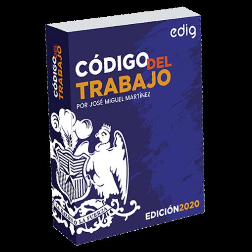 monografía código del trabajo 2020