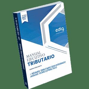 datos teóricos y prácticos del régimen semi integrado 2021 en papel